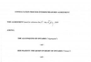 10-Consultation-Process-Interim-Measures-Agreement-July-27-20093